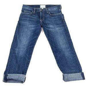 Current/Elliott The Boyfriend Loved Jeans 23 Blue